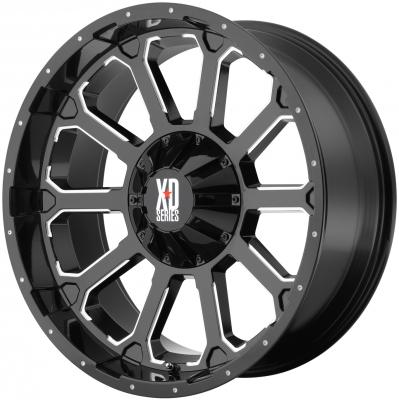 Bomb (XD806) Tires
