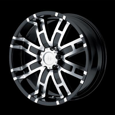 HE835 Tires